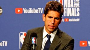 Tearful Bob Myers Reveals Kevin Durant Injury, Defends Warriors Medical Staff