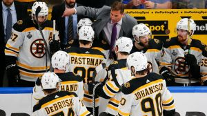 Bruins Getting Production From All Four Lines Throughout Stanley Cup Run