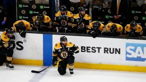 Bruins Say Pressure Of Playing Game 7 In Boston Did Not Weigh Them Down
