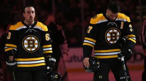 Emotional Brad Marchand Issues Reality Check After Stanley Cup Final Loss