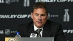 Bruce Cassidy Begins Press Conference With Heartfelt Message For Claude Julien