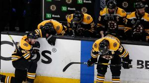 If This Was End Of Bruins' Run, Questions Of What Could Have Been Will Loom Large
