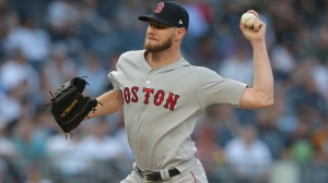 Chris Sale To Start Game 1 Of Red Sox-Yankees Saturday Doubleheader