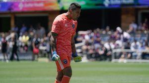 Watch MLS Goalkeeper Accidentally Score Own Goal In Cringeworthy Clip