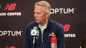 Danny Ainge Gives Rather Boring Update On State Of Celtics' Trade Talks
