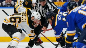 Berkshire Bank Hockey Night In New England: Projected Bruins-Blues Game 5 Lines, Pairings