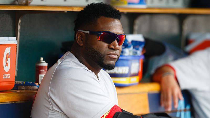 Check Out Some Of David Ortiz's Best Red Sox Moments On 44th Birthday