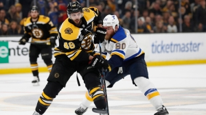 Berkshire Bank Hockey Night In New England: Projected Bruins-Blues Game 4 Lines, Pairings