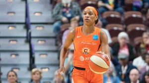 CT Sun's Jasmine Thomas Reveals Which Changes She'd Like To See In WNBA