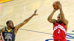Raptors Collect First NBA Title In Franchise History Against Warriors