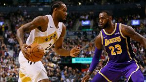 Stephen A. Smith: Kawhi Leonard 'Seriously Considering' Lakers In Free Agency