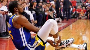 Kevin Durant Claps Back At Raptors Fans Who Cheered His Game 5 Injury
