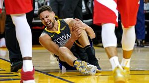 Klay Thompson Injury: Warriors Star Officially Ruled Out For Rest Of Season