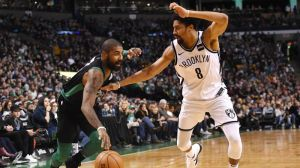 Nets Fans Troll Celtics With Kyrie Irving Chant During NBA Draft