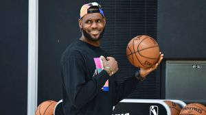NBA Rumors: Here's Who Will Star Alongside LeBron James In 'Space Jam 2'