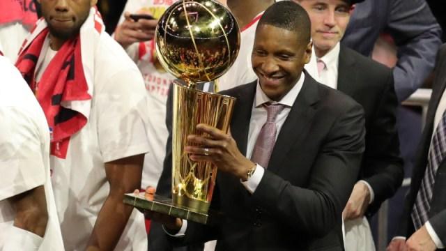 Raptors President Allegedly Pushed, Hit Cop After Team's NBA Finals Win