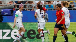USA Vs. Spain Live: Score, Highlights Of Women's World Cup Game