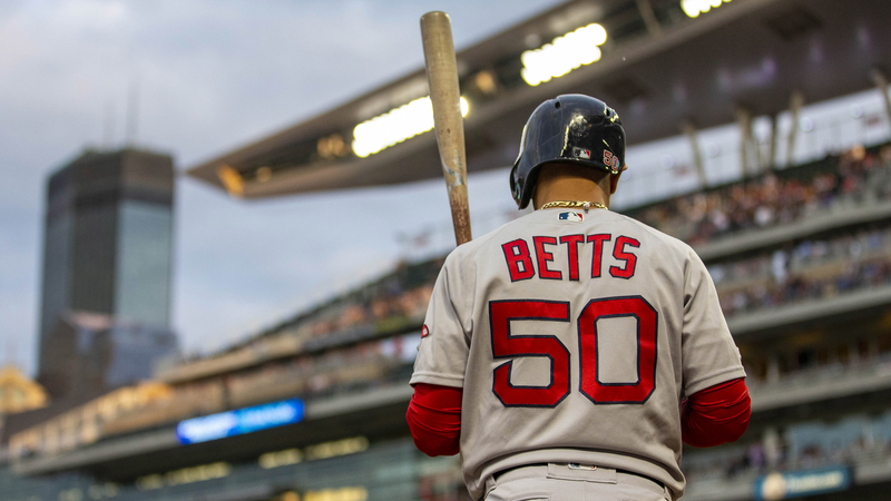 Mookie Betts Trade Rumors: Red Sox Reportedly Talking With Padres, Dodgers