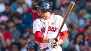 Red Sox Vs. Indians Lineups: Mookie Betts, Mitch Moreland, Brock Holt Return
