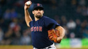 Red Sox's Nathan Eovaldi Goes For Sweep Of Orioles In Finale On Sunday