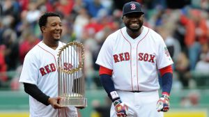Pedro Martinez Shares Epic Photo With David Ortiz, Rafael Devers