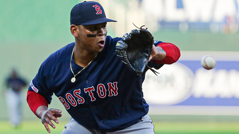 David Ortiz Shares Great Story About Rafael Devers' First Year With Red Sox