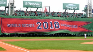 No. 4 Moment Of 2019: Red Sox, Patriots Join Forces For Epic Ring Ceremony