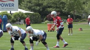 Watch Tom Brady In Super Bowl Form During Patriots Minicamp Drill