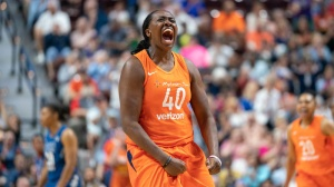 Shekinna Stricklen Signs With Atlanta Dream, Thanks CT Sun For 'Everything'