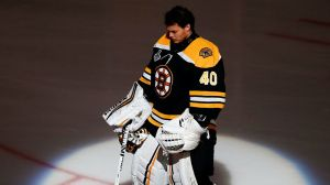 Tuukka Rask Laments Bruins' First Period: 'It Was A Nightmare For Me'
