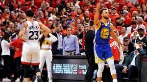 NBA Finals Odds: Warriors Game 6 Betting Favorite At Home Vs. Raptors