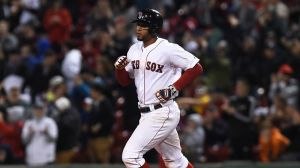 Watch Xander Bogaerts Give Red Sox Lead With Two-Run Home Run In Fifth
