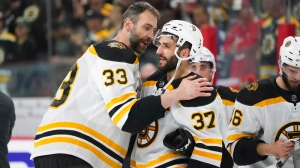 Don Sweeney Applauds Zdeno Chara, Patrice Bergeron's Efforts For Racial Justice