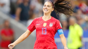 Alex Morgan (Sorta) Dishes On 'Tea' Celebration In Women's World Cup