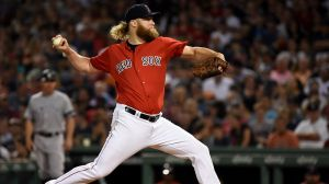 Red Sox Wrap: Andrew Cashner Collects Win In 10-5 Victory Over Yankees