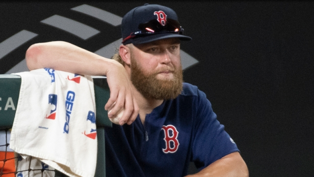 Red Sox Turn To Ex-Oriole Andrew Cashner For Series Finale In Baltimore