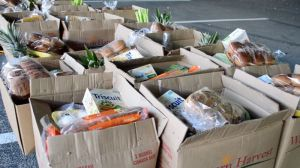 Lexus And Greater Boston Food Bank Team Up With 'Strike Out Hunger' Program