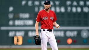 Chris Sale To Close Out Red Sox's Four-Game Series Vs. Blue Jays