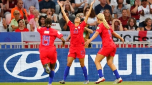 USA Vs. England Live: Score, Highlights Of Women's World Cup Game