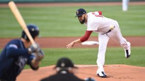 Red Sox Wrap: Boston Falls To Rays 6-5 In Back-And-Forth Series Opener