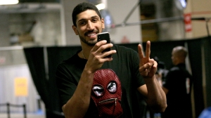 Why Enes Kanter Believes WWE Is Perfect Post-NBA Career For Him