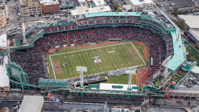 College Football Rumors: Fenway Park Bowl Game To Feature These Conferences