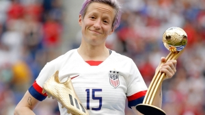 Megan Rapinoe Wins FIFA Awards, Sets World Cup Final Records In USA Vs. Netherlands