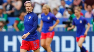 Megan Rapinoe Reveals Why She Didn't Play For US In Win Against England