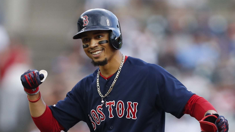 David Price Believes Mookie Betts Has 'Earned The Right' To Test Free Agency