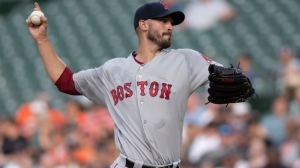Red Sox's Rick Porcello Looks For 10th Win Of Season Wednesday Vs. Rays