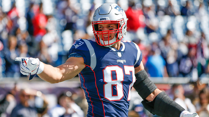 Did Rob Gronkowski Go Too Far With Joke About Patriots' Tight End Needs? - NESN