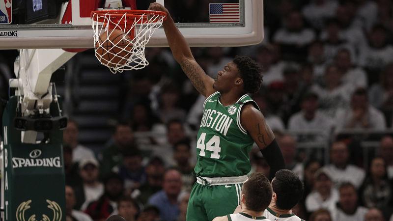 Watch Robert Williams III Throw Down Alley-Oop For Celtics Vs. Nets