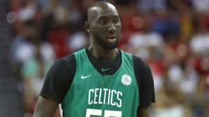 Tacko Fall Instagram Draws Hilarious Comment From Waka Flocka Flame