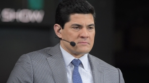 Tedy Bruschi, Patriots Hall Of Famer, Joins ESPN's 'Sunday NFL Countdown'